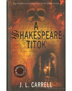 A Shakespeare-titok
