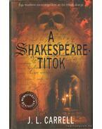 A Shakespeare-titok