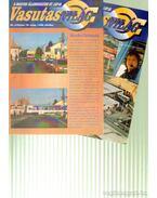 Vasút Világ 1996. 46. évfolyam (hiányos)