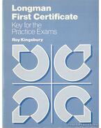 Longman First Certificate