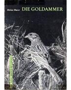 Die Goldammer (A citromsármány)