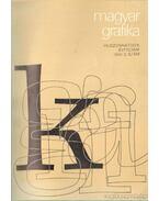 Magyar grafika 1982. 2. szám
