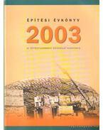 Építési Évkönyv 2003