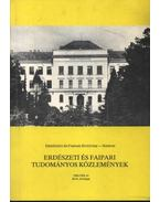 Erdészeti és faipari Tudományos közlemények 1994-1995. év 40-41. évfolyam