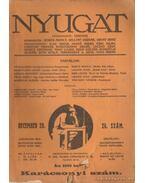 Nyugat 1923. 24. szám