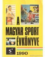 A magyar sport évkönyve 1990