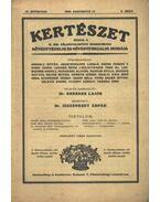 Kertészet 1930. augusztus 8. szám