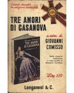 Tre amori di Casanova