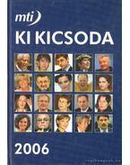 Ki kicsoda 2006. I-II.