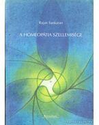 A homeopátia szellemisége