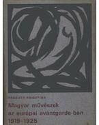 Magyar művészek az európai avantgarde-ban