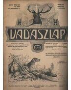 Vadászlap 1917. november 15.