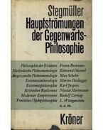Hauptströmungen der Gegenwarts-Philosophie