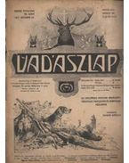 Vadászlap 1917. október 25.