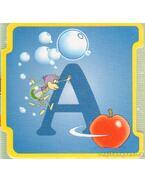 Vízipók-Csodapók ABC - A