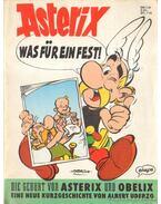 Asterix was für ein fest