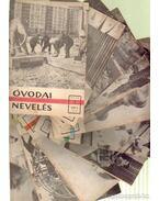 Óvodai nevelés 1971. XXIV. évfolyam (hiányos)