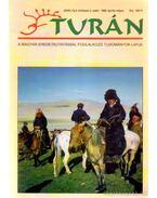 Turán II. évf. 2. szám/1999. április-május