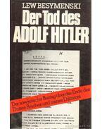 Der Tod des Adolf Hitlers