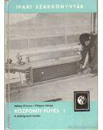 Központi fűtés I-II. kötet