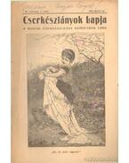 Cserkészlányok Lapja 1932. 4. szám