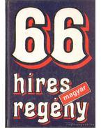 66 híres magyar regény