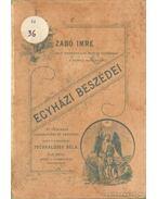 Szabó Imre volt szombathelyi megyés püspöknek a néphez alkalmazott egyházi beszédei az év minden vasárnapjára és ünnepére.