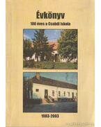 Évkönyv 100 éves a Csabdi Iskola 1903-2003