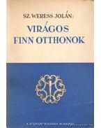 Virágos finn otthonok
