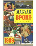 Magyar Sportévkönyv 1999.