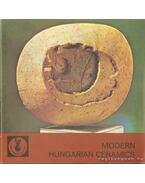Modern Hungarian Ceramics