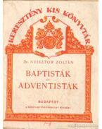 Baptisták és adventisták