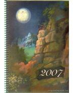 A Szépasszony Lunáris Kalendáriuma és a 2007. év