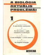 A biológia aktuális problémái 1974/1