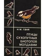 Moldávia szárazföldi élőhelyeinek madarai (Птицы сухопутных биотопов Молдав&