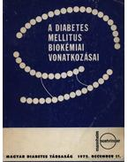 A diabetes mellitus biolémiai vonatkozásai