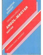 Angol - magyar szótár