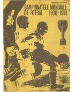 Campionatele Mondiale de Fotbal 1930-1974 (román)