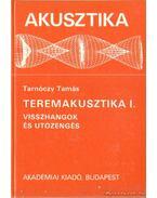 Teremakusztika I. kötet