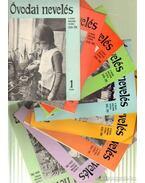 Óvodai nevelés 1978. XXX. évfolyam (hiányos)