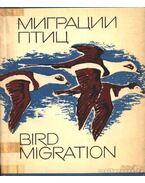A madarak vándorlásai (Миграции птиц / Bird Migration)