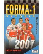 Forma-1 sztorik 2007