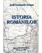 Istoria románilor