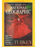 National Geographic May 1994 Vol. 185. No. 5.