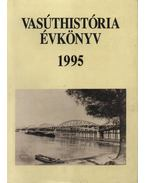Vasúthistória évkönyv 1995