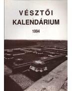 Vésztői kalendárium 1994