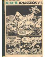 S. O .S .kalózok ! ( Füles1968. 35-38 szám 1-4 rész)
