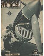 Magyar Szárnyak 1942. 10. szám május
