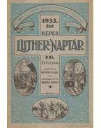 Képes luther naptár 1933.