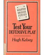 Test Your Defensive Play
